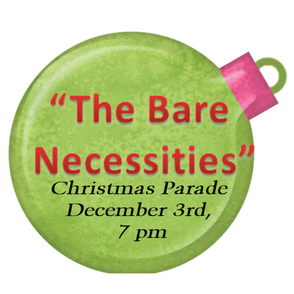 """The Bare Necessities"" Christmas Parade"