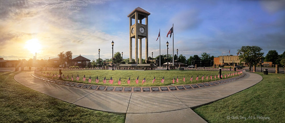 Greenwood Veterans Memorial Park