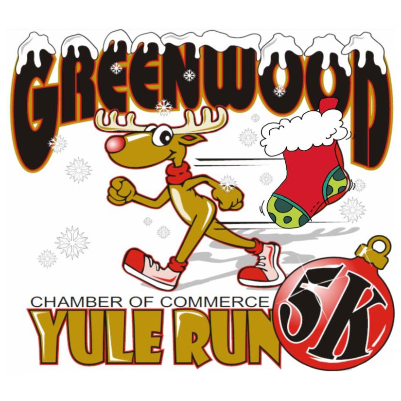 Greenwood Chamber of Commerce Yule Run 5K