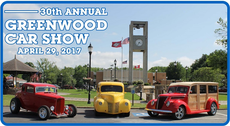 Greenwood Annual Car Show